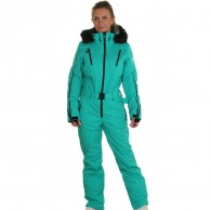 DIEL Ski Spirit ski overall, women, green