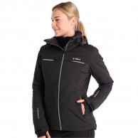 Deluni ski jacket, women, black