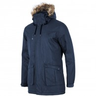 4F Magnus Long Vinter jacket, men, navy