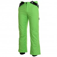 DIEL Auron junior ski pants, green