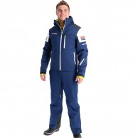 Deluni ski set, men, blue