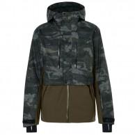 Oakley Ski Insulated Jacket, men's, camo