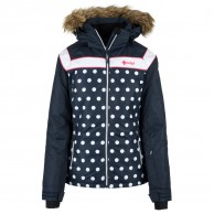 Kilpi Babu-W, skijacket, women, dark blue