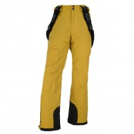 Kilpi Methone-M mens ski pants, yellow