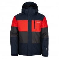 Kilpi Ormes-M, mens ski jacket, dark blue