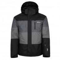 Kilpi Ormes-M, mens ski jacket, black