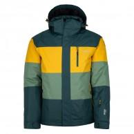 Kilpi Ormes-M, mens ski jacket, turquoise