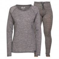 Trespass Libra/Chara skiunderwear set, women, grey