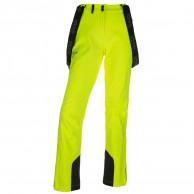 Kilpi Rhea-W, ski pants, women, yellow