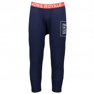 Mons Royale Shaun-off 3/4 Legging, men, Navy