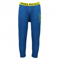 Mons Royale Shaun-off 3/4 Legging, men, oily blue