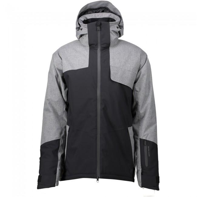Five Seasons Elroy, ski jacket, men, grey met korting
