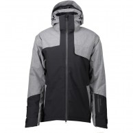 Five Seasons Elroy, ski jacket, men, grey