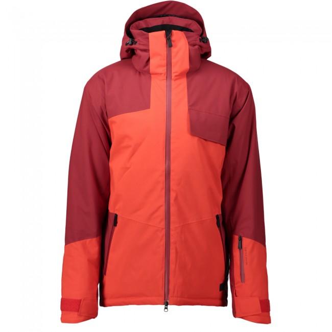 Five Seasons Elroy, ski jacket, men, red met korting