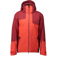 Five Seasons Elroy, ski jacket, men, red