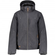 Five Seasons Affe, ski jacket, men, graphite