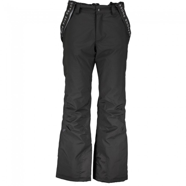 Five Seasons Evron, ski pants, men, black met korting