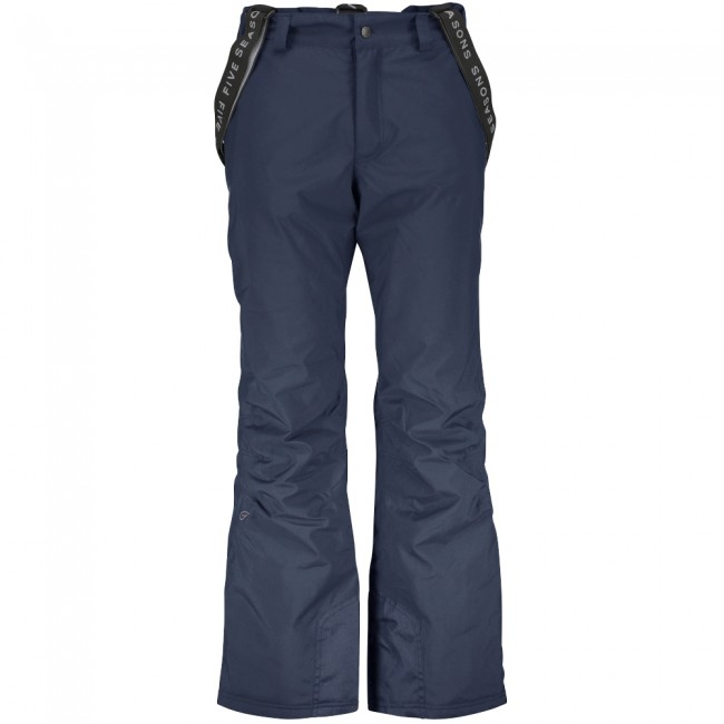 Five Seasons Evron, ski pants, men, marine met korting