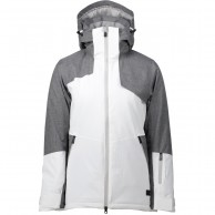 Five Seasons Elmira, ski jacket, women, grey