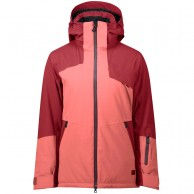 Five Seasons Elmira, ski jacket, women, red