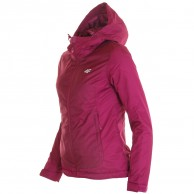 4F Debbie, ski jacket, women, light red