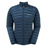Montane Featherlite Down Micro Jacket, narwhal blue