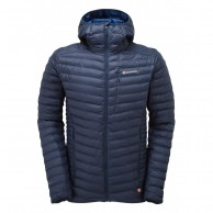 Montane Icarus Jacket, men, antarctic blue