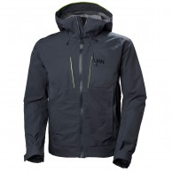 Helly Hansen Alpha Shell Jacket, men, graphite blue