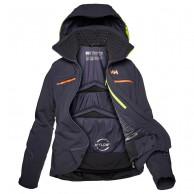 Helly Hansen W Alphelia Ski Jacket, women, graphite blue