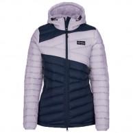Kilpi Svalbard-W womens down jacket, dark blue
