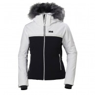 Helly Hansen W Powderstar, Ski Jacket, women, black