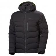 Helly Hansen Swift Loft, ski jacket, mens, black