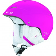Cairn Android, junior ski helmet, mat pink