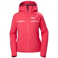 Helly Hansen W Alphelia Ski Jacket, women, goji berry