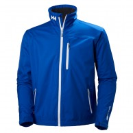 Helly Hansen Crew Midlayer Jacket, men, blue