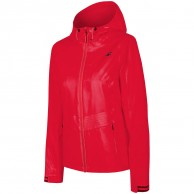 4F Lydia, Shell jacket, women, red