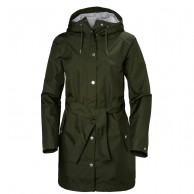 Helly Hansen W Lyness II Coat, women, forest night