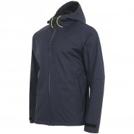 4F Leslie, Shell jacket, men, blue