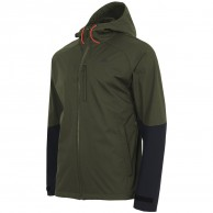 4F Leslie, Shell jacket, men, khaki