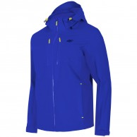 4F Louis, Shell jacket, men, blue