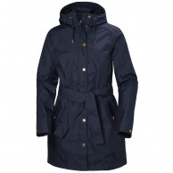 Helly Hansen W Lyness II Coat, women, evening blue