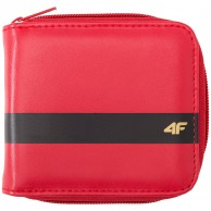 4F Wallet, red