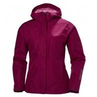 Helly Hansen W Seven J Rain Jacket, plum