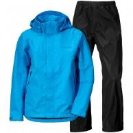 Didriksons Grand, Rain Suit, junior, blue