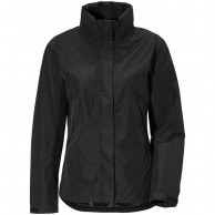 Didriksons Grand, Rain jacket, women, black