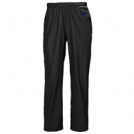 Helly Hansen W Moss, rain pants, women, black