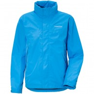 Didriksons Grand, Rain jacket, men, blue