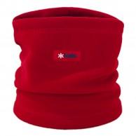 Kama Kids  neck warmer, Tecnopile fleece, red