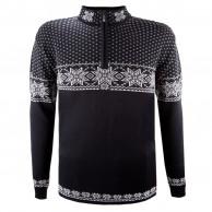 Kama Thor Merino Sweater, men, black