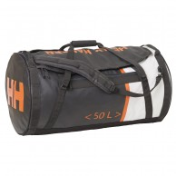 Helly Hansen HH Duffel Bag 2 50L, black/white